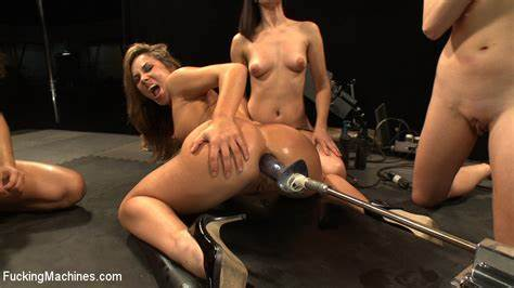 Bizarre Asses Fist Drilled Submissive Master Filled Machines