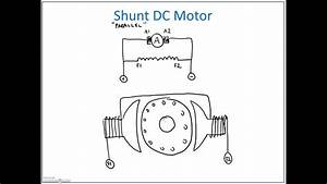 Shunt Dc Motor Connections