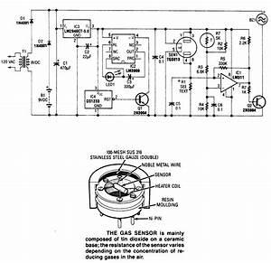 Circuit Diagram For Burglar Alarm Diagram