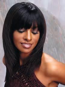 coupe de cheveux africaine coupe de cheveux frange pour black