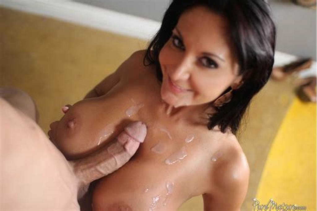 #Titfuck #Her #With #Cum #On #Her #Face