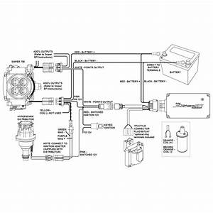 351 Cleveland Distributor Wiring Diagram