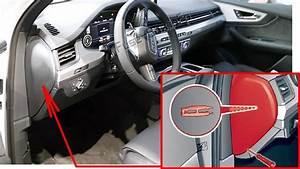 Fuse Box Diagram Audi Q7  4m  2016