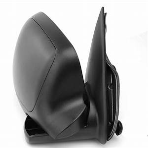 Right Passenger Side Black Manual Side Mirror For 99