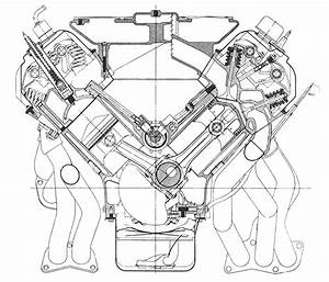 The Chrysler 426 Hemi  Elephant Engine