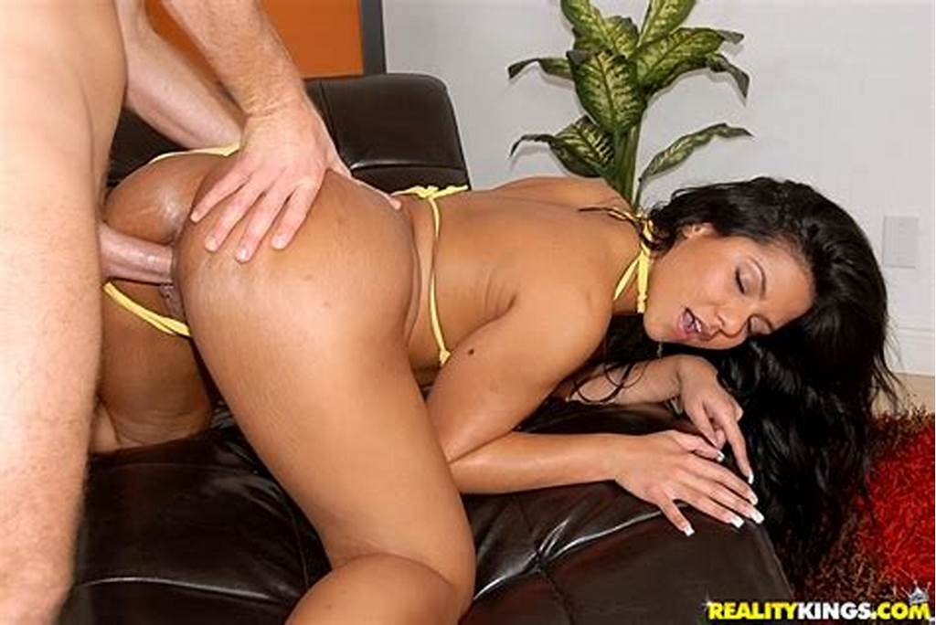 #Brunette #Milf #In #Shorthair #Bikini #Doggy #Toying #Cunt