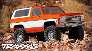 Super-scale Rc Blazer