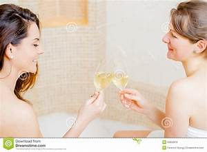 cheers my dear stock photo image 55852819 With lesbians in the bathroom
