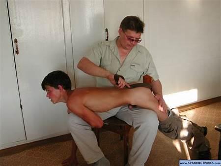 Spanking Nude Teenage Boys