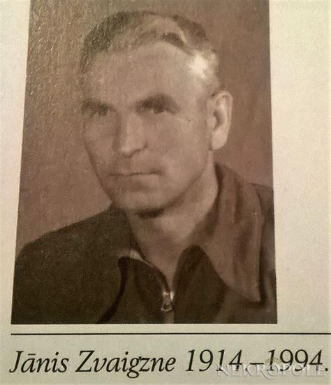 Jānis Zvaigzne