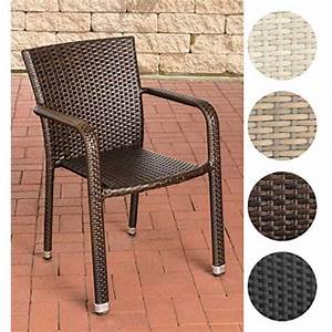 Polyrattan Hochlehner Verstellbar Braun : rattan gartensthle nett polyrattan stuhl stapelbar sessel schwarz rattan gartenstuhl cheap with ~ Bigdaddyawards.com Haus und Dekorationen