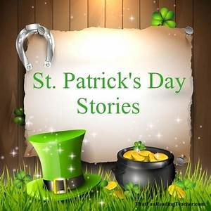 St. Patrick's Day Stories! - That Fun Reading Teacher
