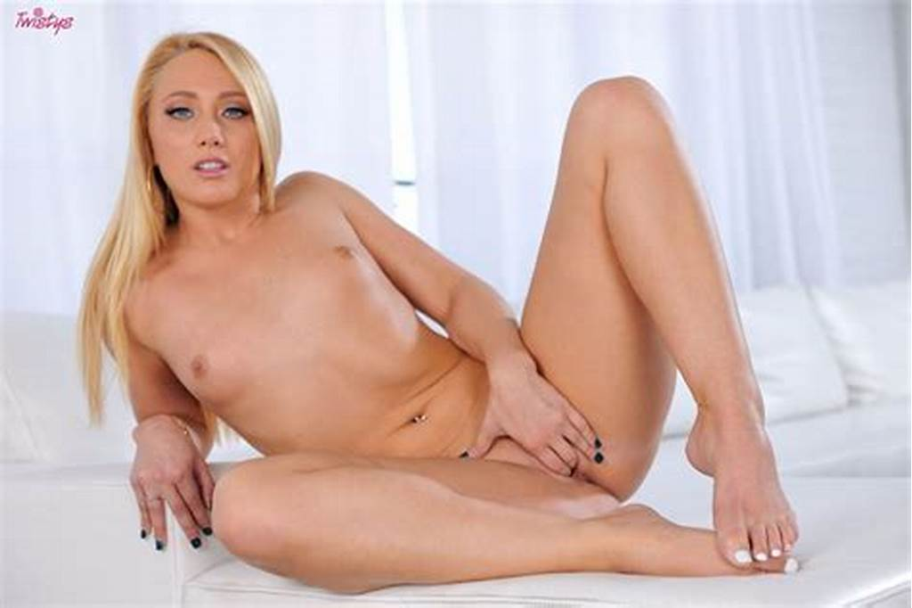 #Aj #Applegate #Rips #Off #Her #Black #Lingerie #And #Rubs #Her