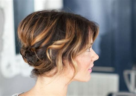 Peinados rápidos y sencillos para el cabello corto que te