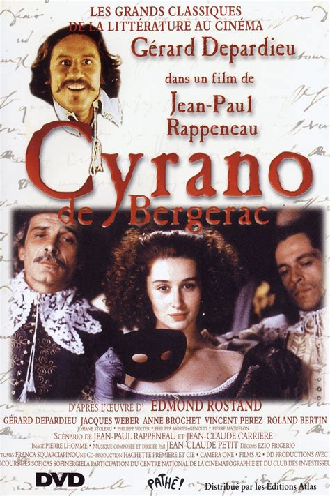We did not find results for: Cyrano de Bergerac (1990) - Posters — The Movie Database ...