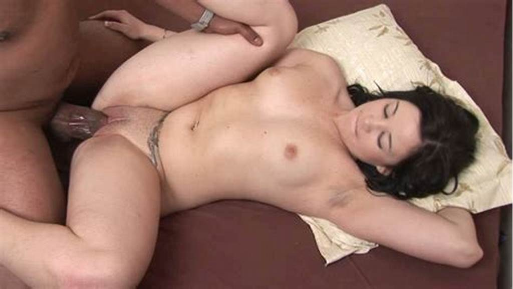 #Good #Looking #Chick #Gets #Brutally #Fucked #In #Missionary #Position