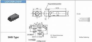 3 5mm Mono Open Audio Jack Wiring Diagram