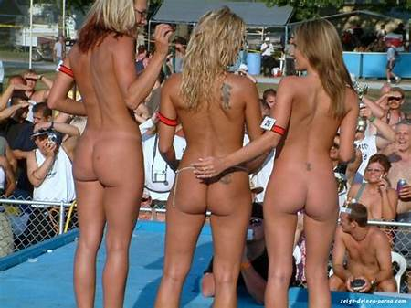 Teen Pageant Girl Nude
