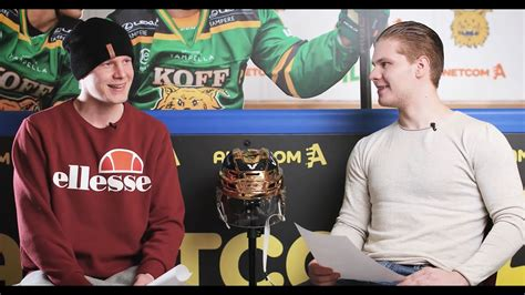 Ruotsalainen scored his first nhl goal during sunday's win over the flyers, and he'll make his third appearance at the top level tuesday. Haastattelu: Teemu Lepaus & Arttu Ruotsalainen - YouTube