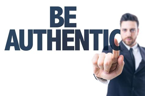 Why Authenticity Sells