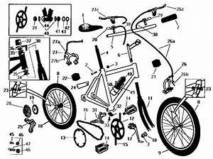 Roadmaster R3810sra Cycling Parts