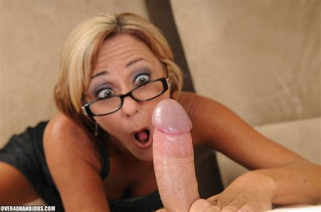 #Mom #Shocked #By #Sons #Big #Cock