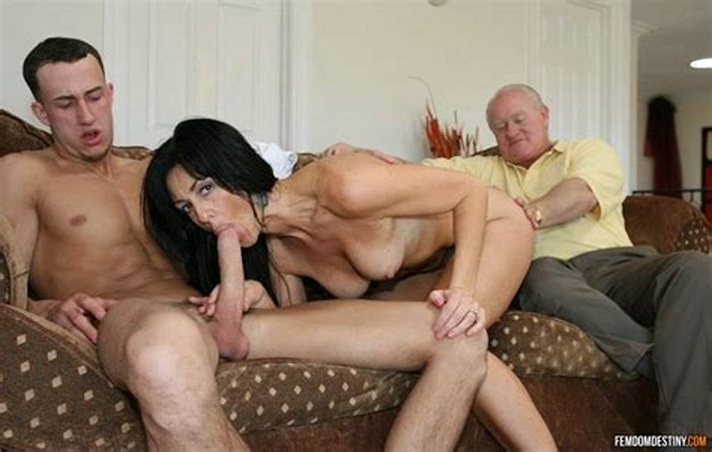 #Cuckolding #With #Young #Guy