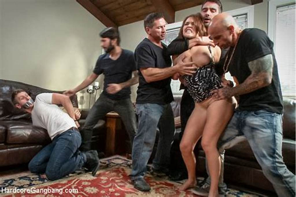 #Krissy #Teaches #Her #Bored #Husband #A #Lesson #By #Inviting #A
