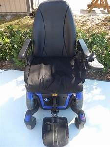 Pride Mobility Quantum 600 Power Chair