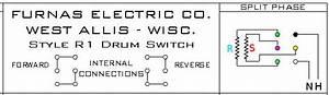 Help Wiring Furnas Style Drum Switch To 9 U0026quot  Sb W