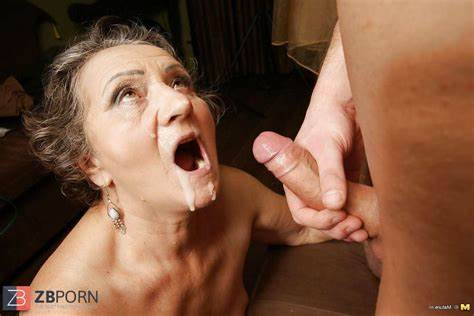 Grey Haired Milf Girl Blowjob And Banged Long Cock