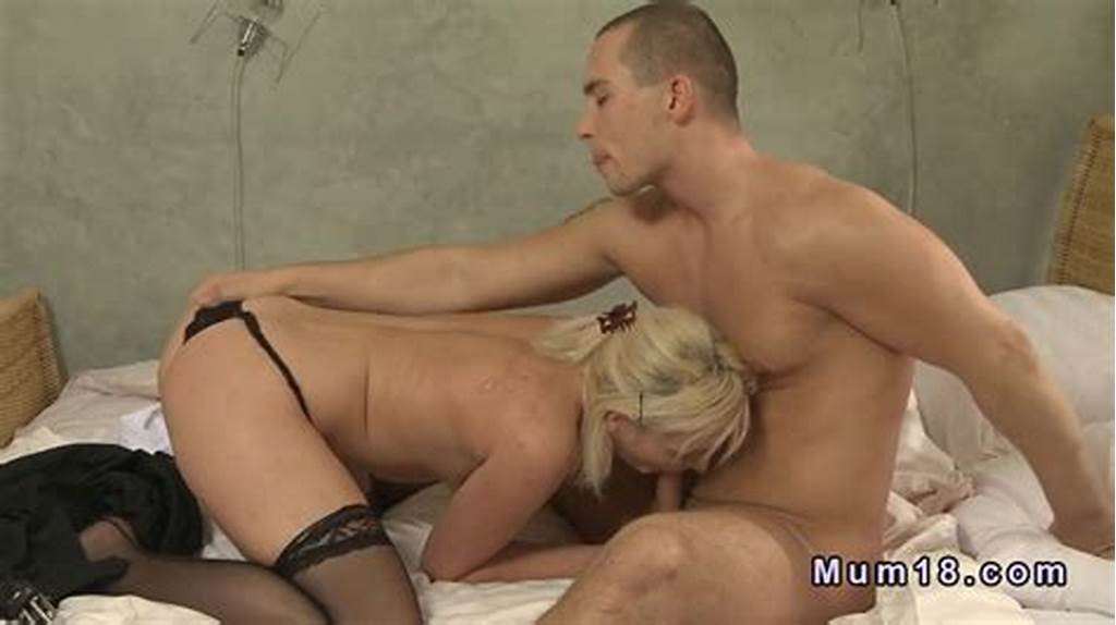 #Young #Muscled #Dude #Fucks #Blonde #Mature #Lady