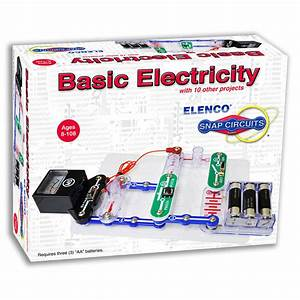 Snap Circuits U00ae Basic Electricity And Electronics