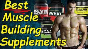 Best Bodybuilding Supplements For Muscle Growth Without Side Effects