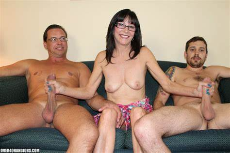 Caught Threesome Cock In Double Lace Bisex Foursome Wanking Photo Album By Diablo42