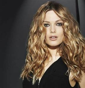 Coupe De Cheveux Bouclés Femme : coupe de cheveux boucl s pour femme ~ Nature-et-papiers.com Idées de Décoration