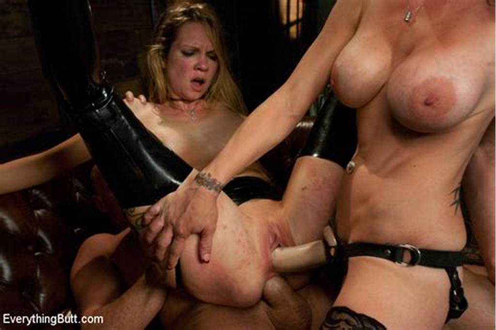 #Extreme #Pain #Play #And #Dominating #Anal #Sex #T