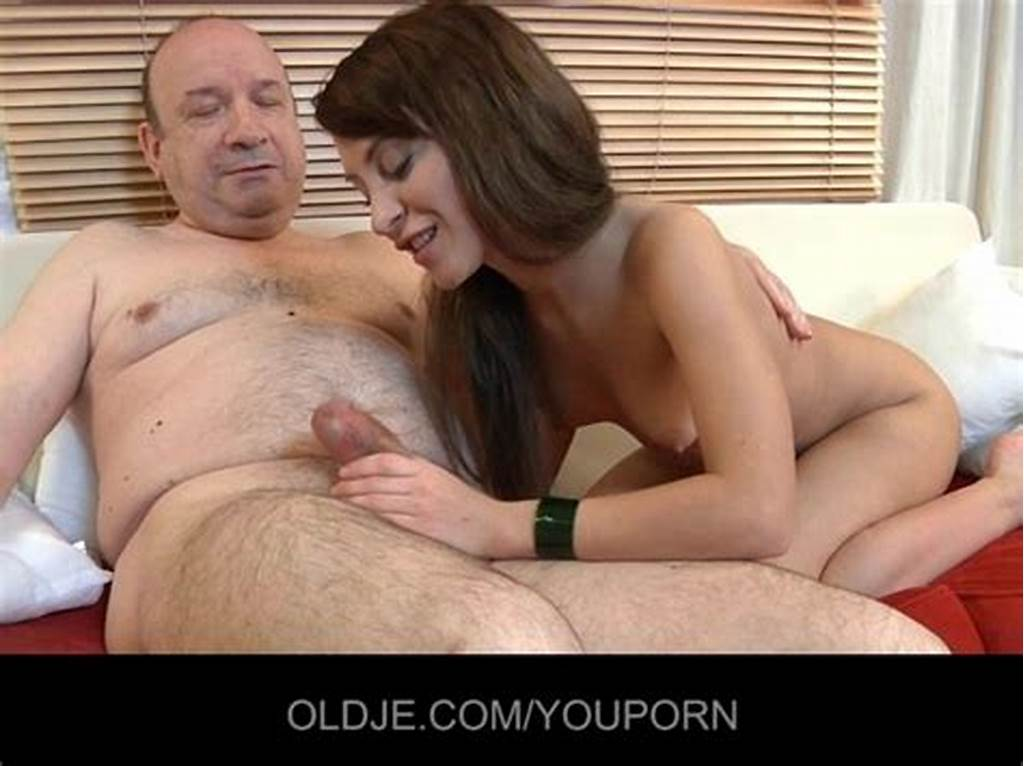 #Lucky #Old #Man #Gets #Fucked #By #A #Real #Teeny