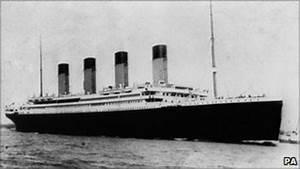 Titanic Launch 100th Anniversary Marked In Belfast