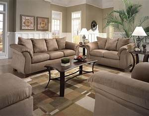 Dark brown couch living room ideas modern house for Living room brown couch model