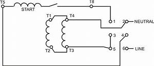 110v 220v Motor Wiring Diagram - Database
