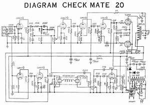 Teisco Checkmate 20 Diagram Uff08 U753b U50cf U3042 U308a Uff09