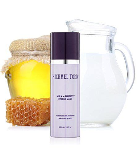 Add honey to instant coffee and mix with a spoon until combined. Michael Todd Milk Honey Mask Moisturizes and Nourishes ...