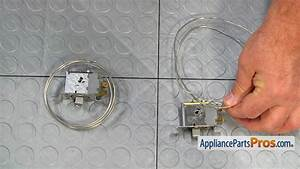 How To  Frigidaire  Electrolux Cold Control 241537103