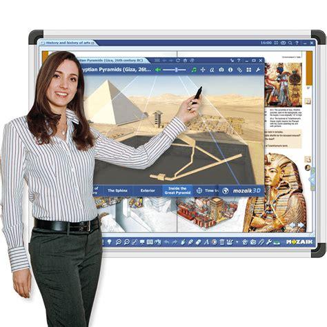 mozaBook - Mācību prezentāciju programmatūra skolotājiem