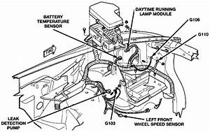 2000 Chrysler Concorde Engine Diagram