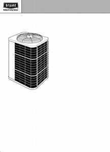 Download Bryant Heat Pump 697c Manual And User Guides  Page 1 Of 36