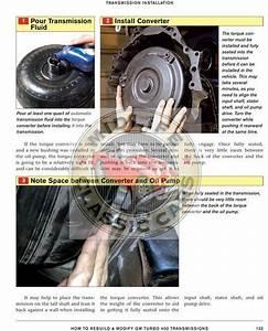 How To Rebuild Or Modify Chevy Turbo 400 Th400