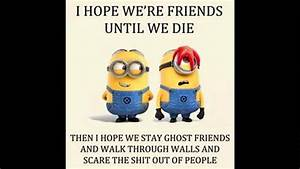 Friendship Quotes for best friends forever - YouTube