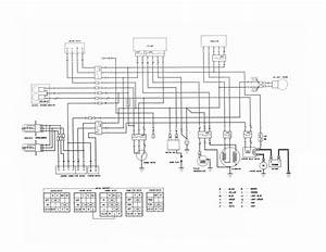 Honda 400 Wiring Diagram